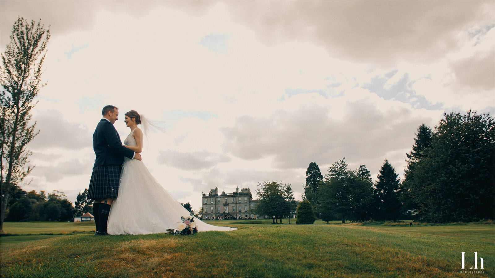 Dalmahoy Wedding | Lee Haggarty Photography