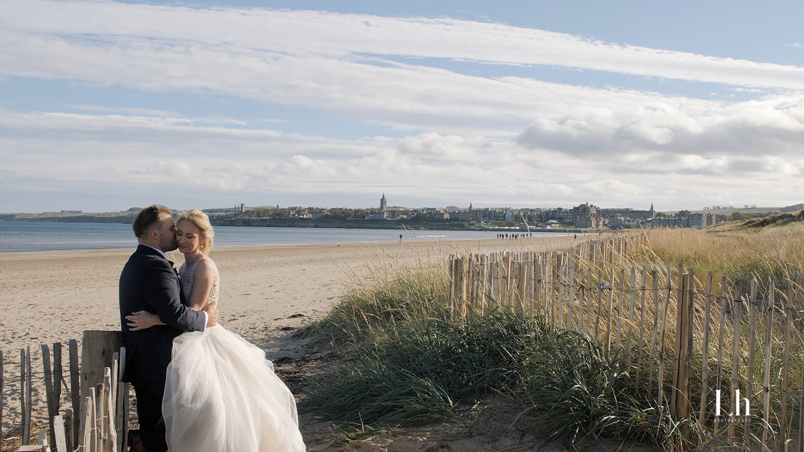 Beach Wedding | St Andrews
