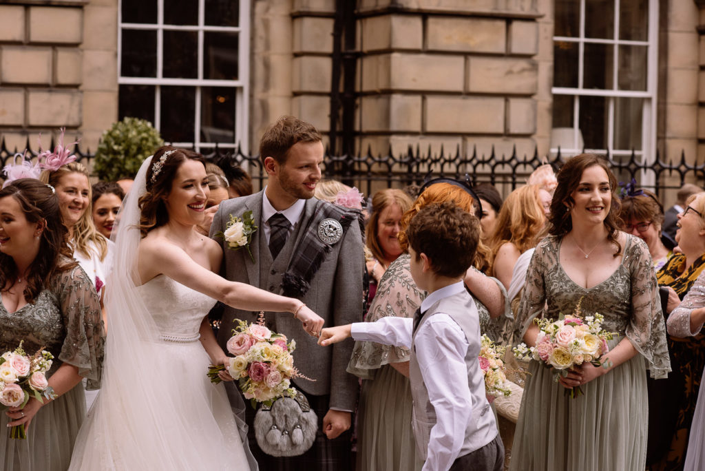 Signet Library Wedding | Lee Haggarty Photography