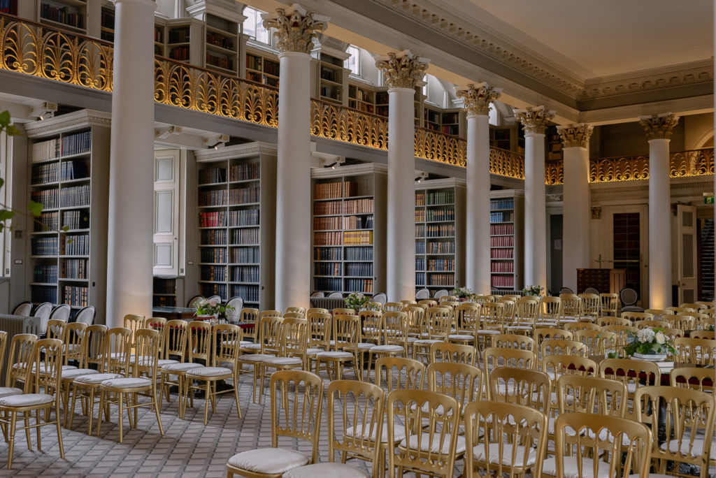 The Signet Library | Lee Haggarty Photography