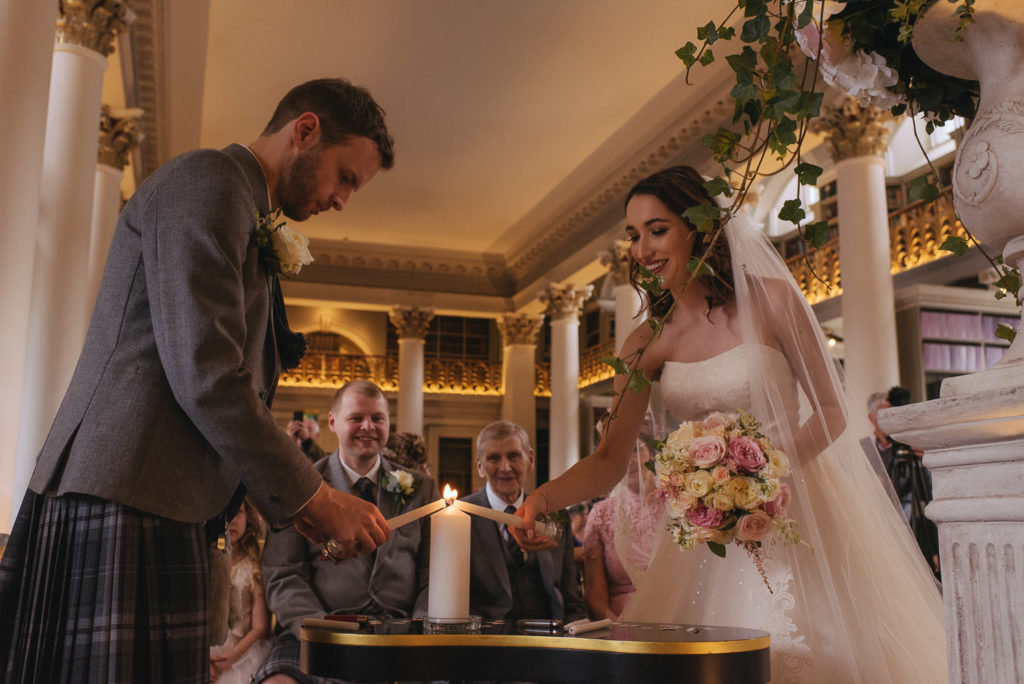 Lee Haggarty Photography | Edinburgh Wedding