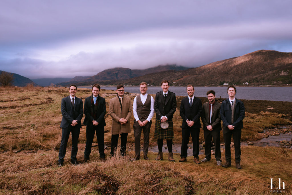 Glencoe Elopement Photography | Scotland Wedding Photographer | Lee Haggarty
