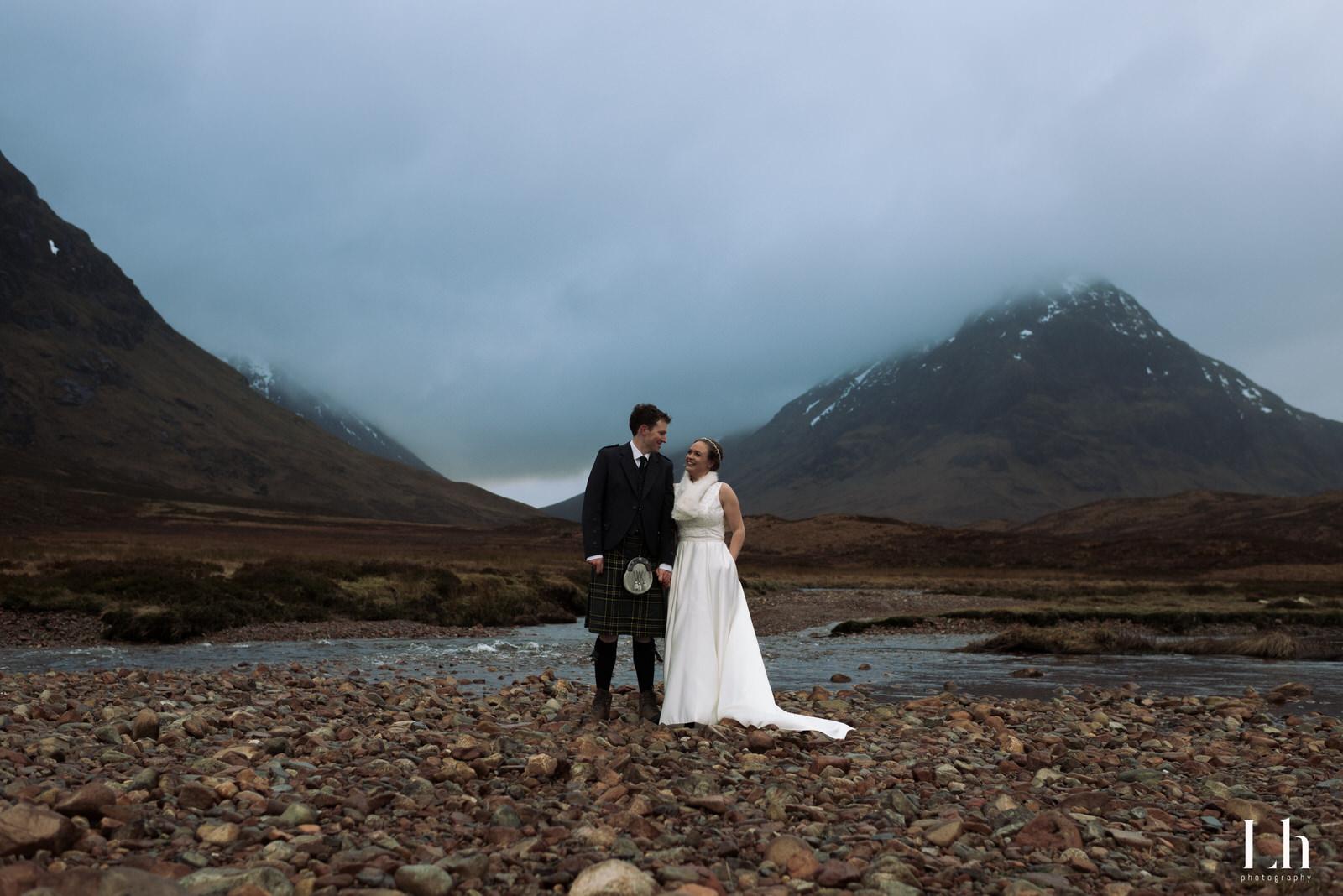 Glen Etive Wedding | Scotland Wedding Photographer