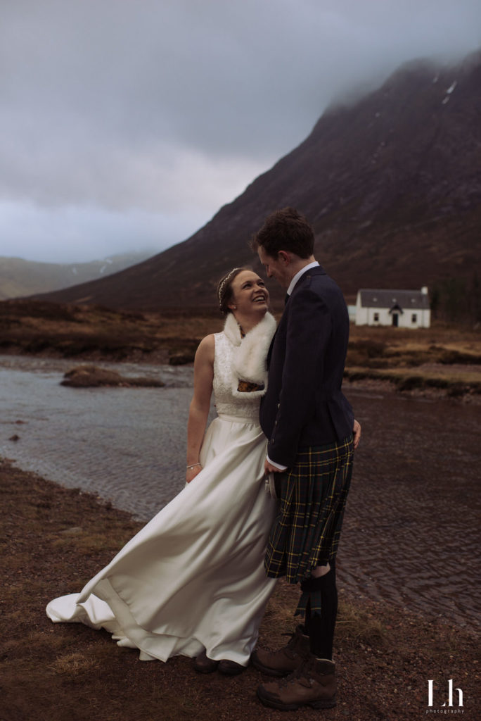 Glencoe Elopement | Glen Etive Wedding