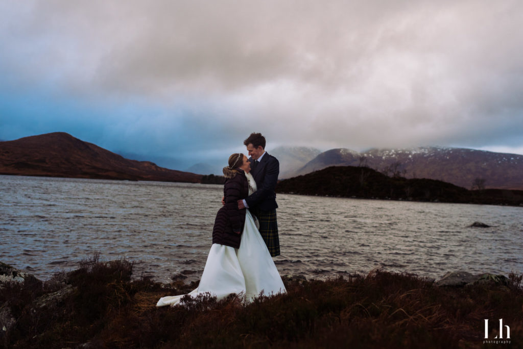 Glencoe Elopement | Lee Haggarty