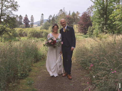 Dumfries Wedding Photographer – Dalswinton Estate Wedding