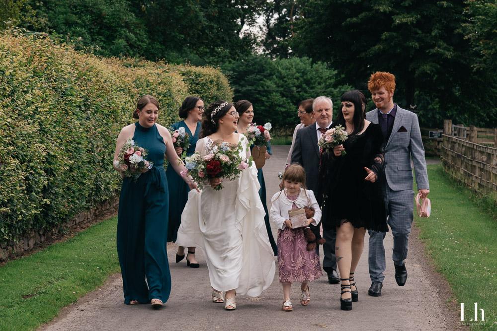 Dalswinton Estate Wedding - Lee Haggarty Photography