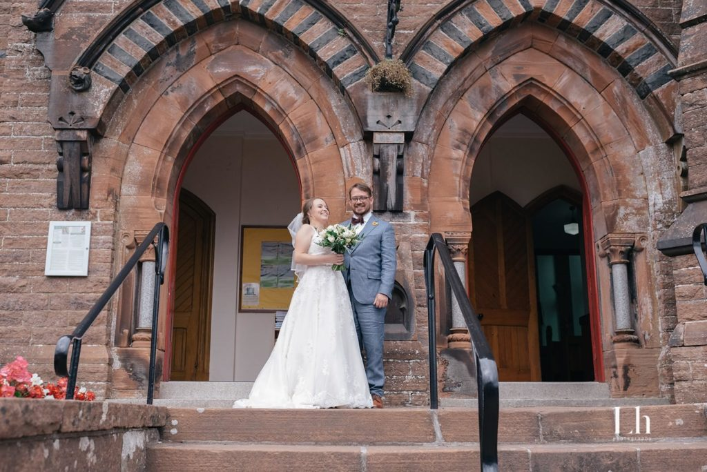 Dumfries Wedding Photographer | Lee Haggarty Photography